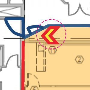 Emergency Egress Routing