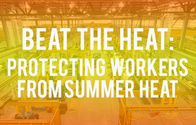 summer heat protect workers