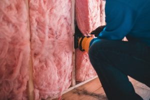 wall assembly insulation